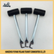 Black Plastic Mallet With Steel Handle Multi-Function Safety Puller Camping Accessories Hammer