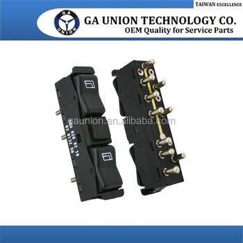 Car Window Switch Left 0008208210 For W123 81-93
