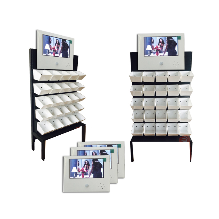 Advertising Display Monitor/LCD Advertising Player/Video Advertising Equipment