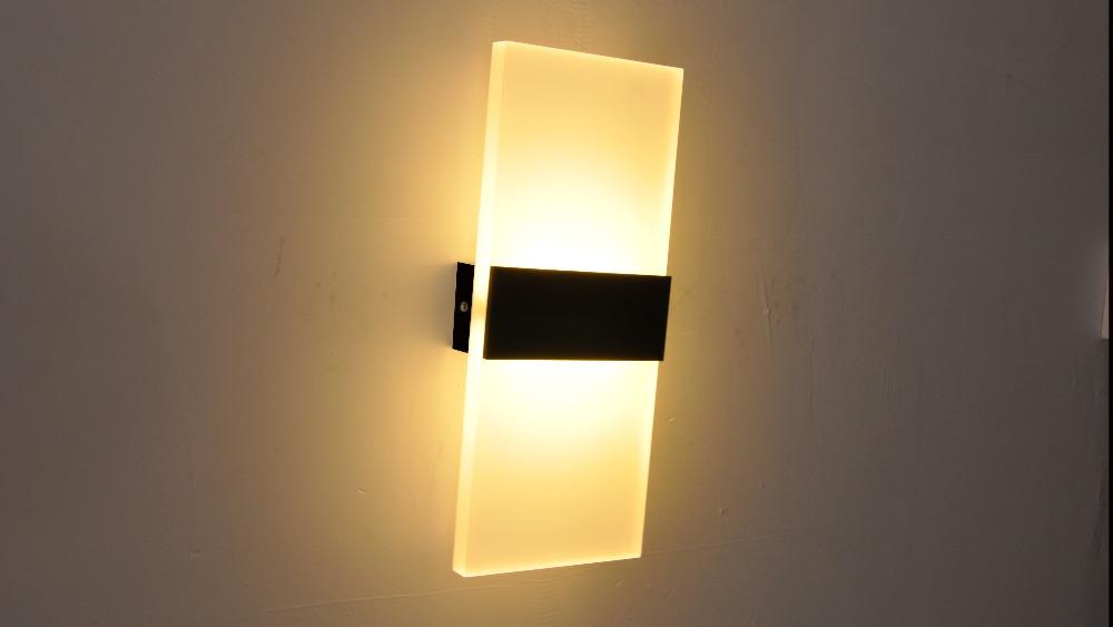Led wandlamp, Living & eetkamer/slaapkamer/hall & landing led muur ...