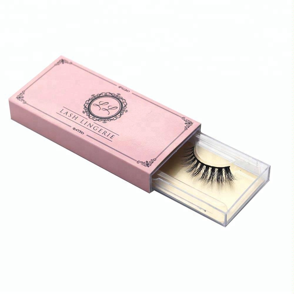 Lady Gift Soft Flossy Extension Tools Eyelash False Mink Lashes With