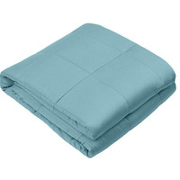 Manufactured Coral Fleece 60''x80'' Removable Duvet Covers for Weighted Blanket Inner