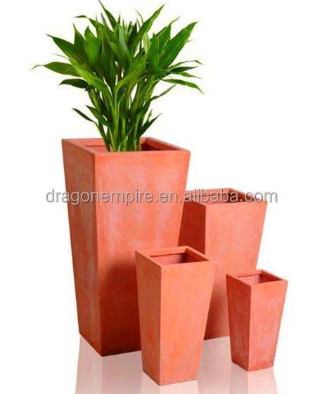 Most Popular Fiber Clay Terracotta Flower Pots Of Israel Buy