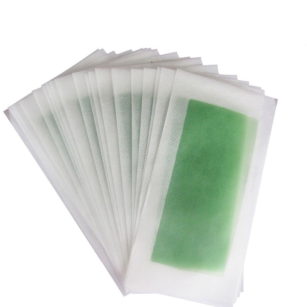 cheap contact paper removal contact paper removal deals on 1sheet 2pcs new removal depilatory nonwoven epilator wax strip paper pad patch waxing for