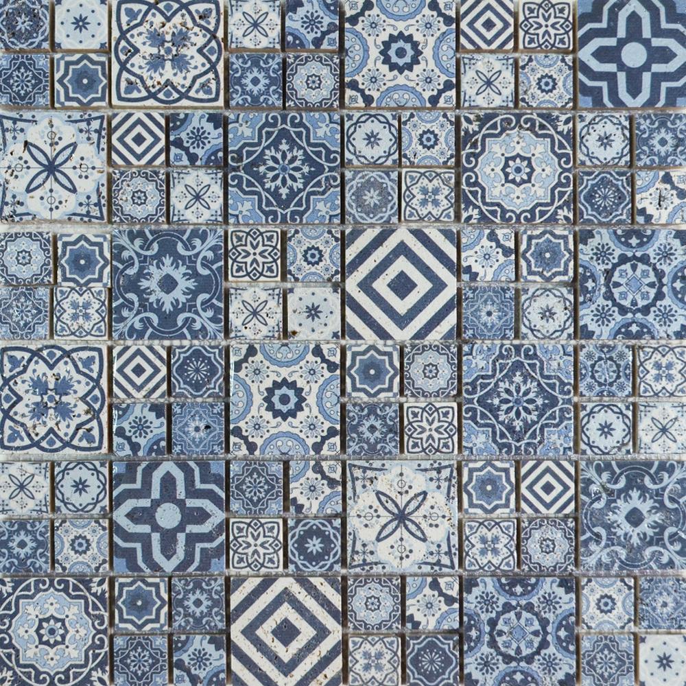 Homer Free Mosaic Tile Flowerpatterns Philippines