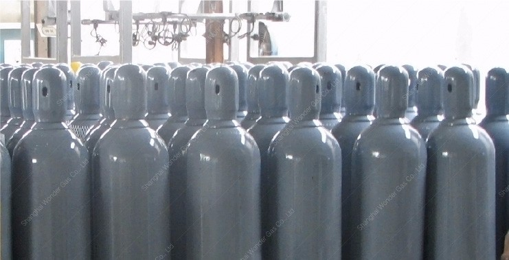 SF6 Gas Filling Gas Cylinder Price