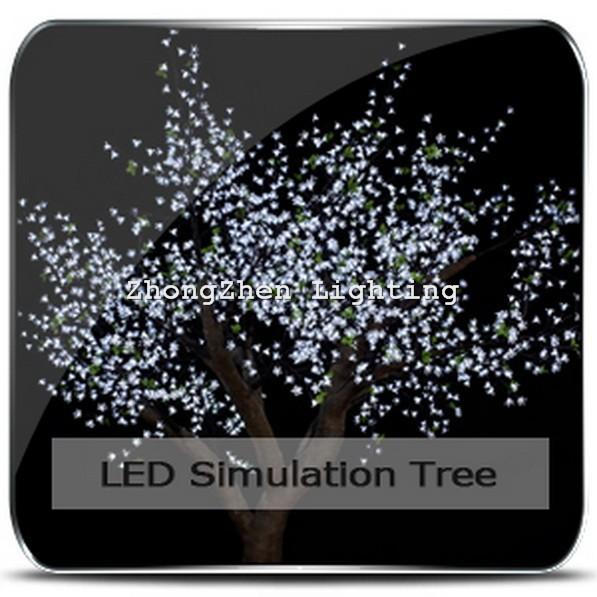 Artificial Flower Outdoor Lights Artificial Trees Cherry Blossoms ...