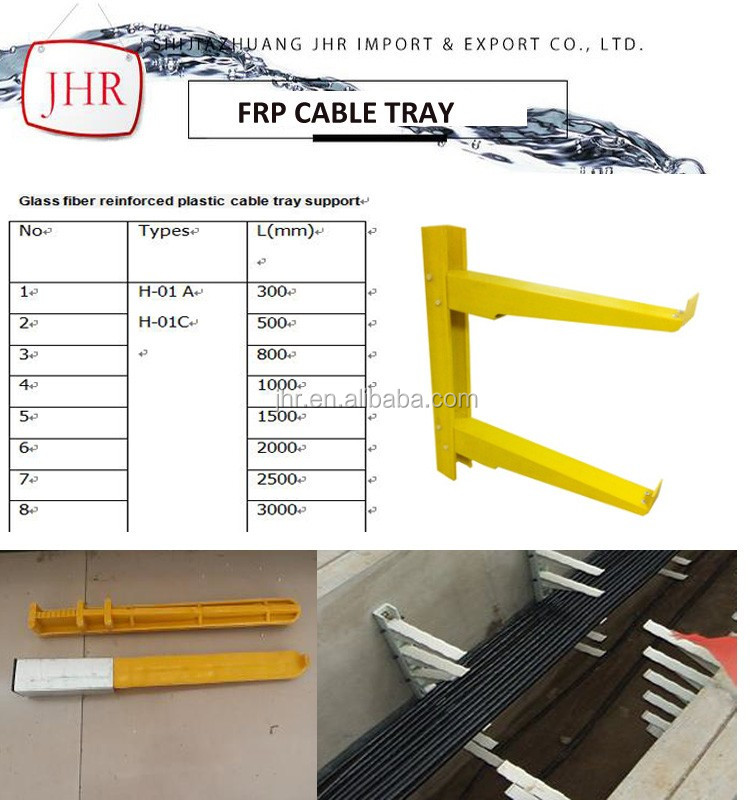 Cable Tray Hangers/glass Fiber Reinforced Plastic Anti ...