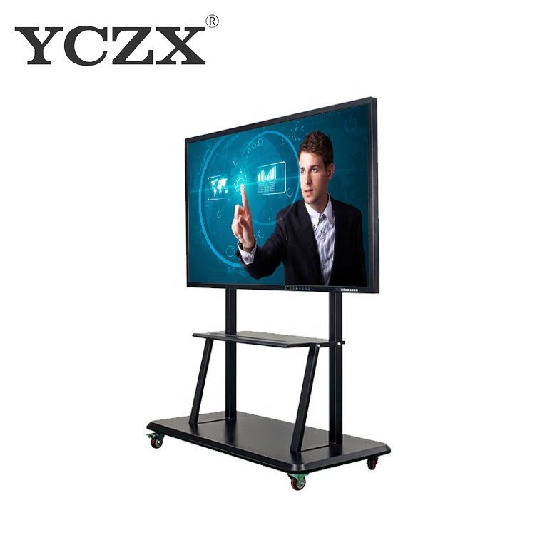 98 inch grote multi touch screen led smart board