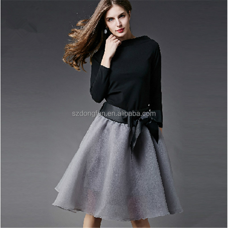 Latest Formal Skirt Blouse Patterns For Ladies Short Evening ...