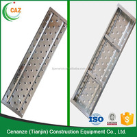 construction Steel Plank aluminum scaffolding for sale