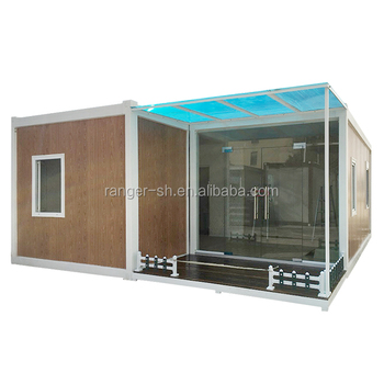 Portable home real estate,container apartment for living house