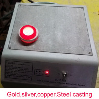 Gold & Silver Jewelry Induction Melting Mini Furnace RL-2.5KW