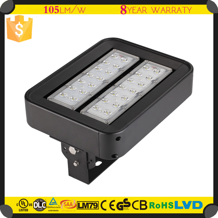 CE LVD DLC CB Listed 80w LED Flood Light With Best Price