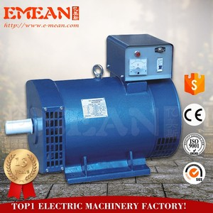 ST 2kw Dynamo Single phase 220V AC alternator