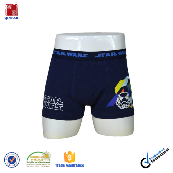 Wholesale Young Boy Boxer Short Underwear /Cotton Boxer Shorts Teen Boys Underwear