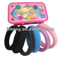 nylon elastic ponytail holder