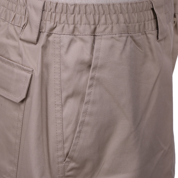 cotton pants men mens six pocket mens summer short pants