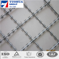 direct factory supply razor wire mesh with low price
