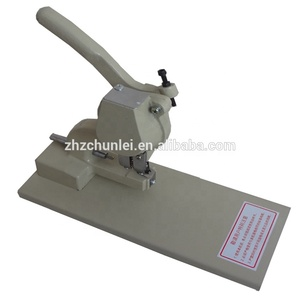 4mm hand press eyelet punch tool