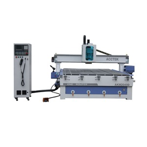 Best price!!! AKM2040D ATC cnc balsa wood cutting machine
