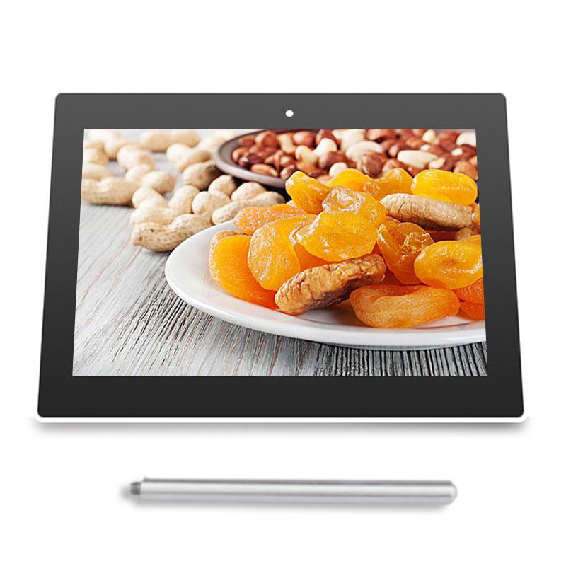 Android 6.0 OS 10.1 inch vesa mount POE tablet with vesa mounting 75*75mm