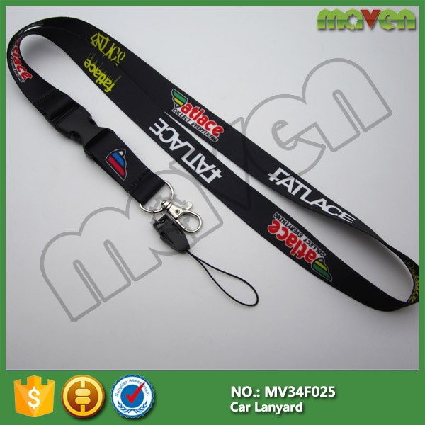 FATLACE style JDM Stance hellaflush Lanyard Phone Neck Strap rope 2 colors