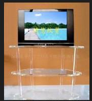 Captivating Acrylic Console Table/acrylic TV Table/modern Design TV Desk