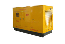 Big power water cooled silent generator for sale