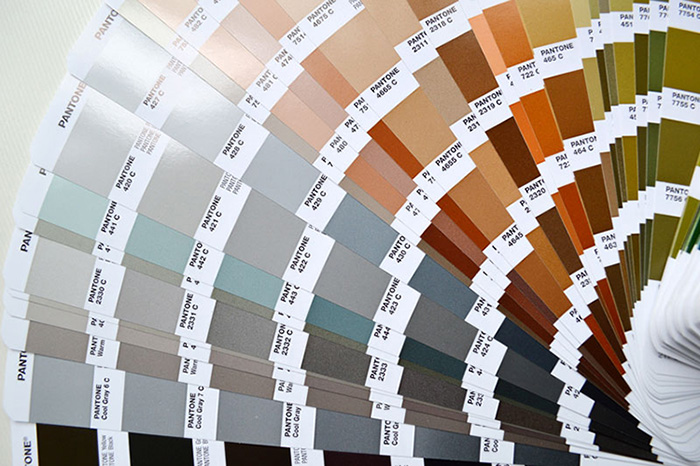 2017 Newest Pantone Color Chart Uncoated And Coated Pantone Formula