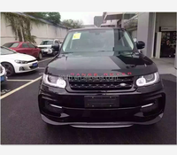 High quality Factory outlet fit for RR range-rover sport 2014-up STARTECH PP material body kits car bumper