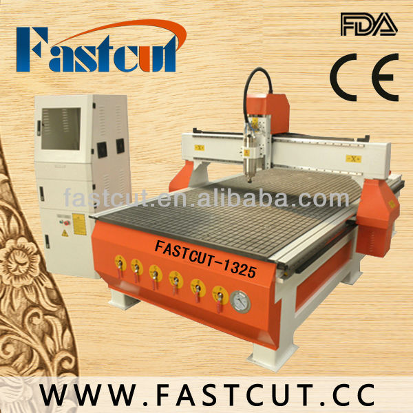 Widely Used Industrial Grade CNC Woodworking Machine For Sale