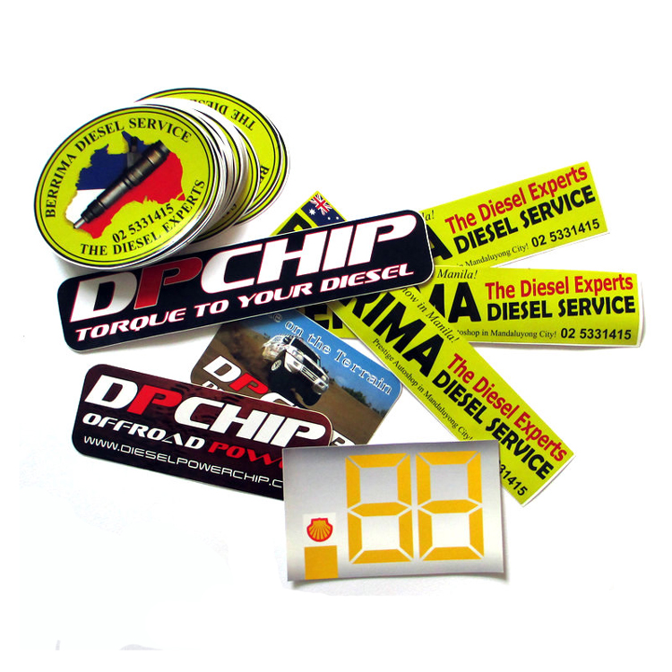 Quality custom outdoor sticker full color uv printing weather resistant decals die cut vinyl car bumper stickers buy bumper stickerbumper sticker