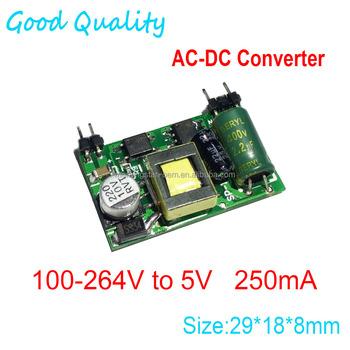 The Smallest Ac-dc Converter Ac110v/ac220v/ac100-264v To Dc5v 250ma  29*18*8mm Customize Acceptable - Buy Dc Ac Inverter Dc To Ac Inverter  Inverter