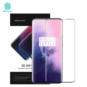 Nillkin Full Glue Glass for OnePlus 7 Pro 3D DS + MAX Anti-Explosion Tempered Glass Screen Protector Free Install Tools