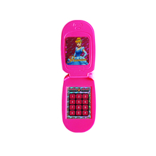 China Manufacturer Kids Mini Plastic Cell Phone Toy