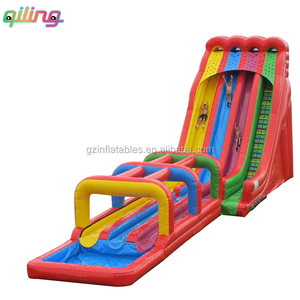 Large inflatable water slide for adult, inflatable slip n slide,large inflatable slide for sale