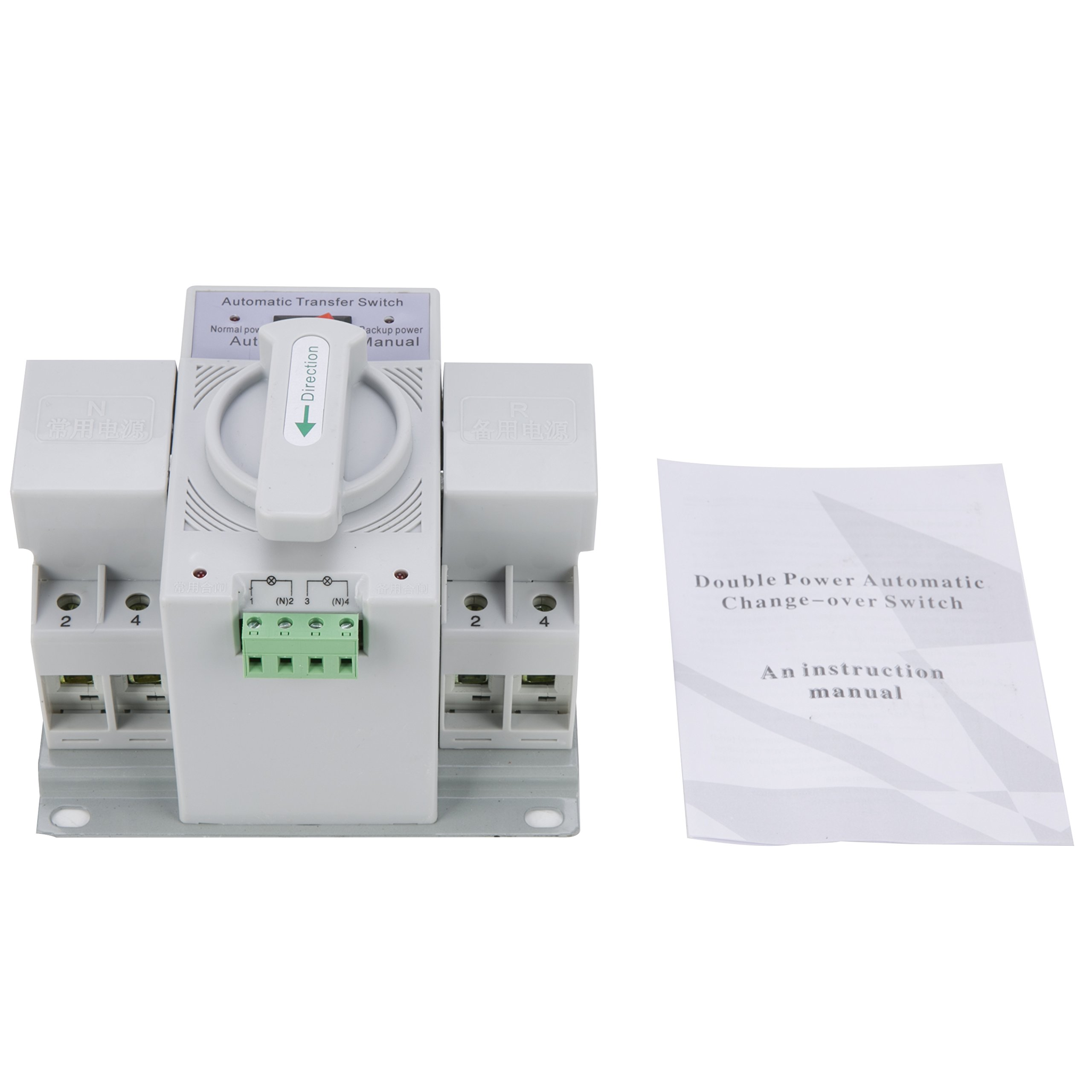 Cheap Clipsal Switch Mcb Find Deals On Line At 3 Way Get Quotations Yaetek 2p 63a 110v Type Dual Power Automatic Transfer Ats