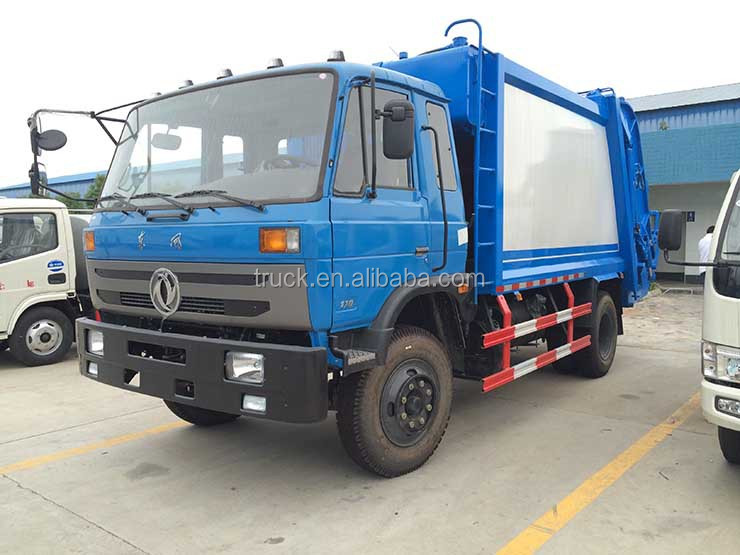 Garbage Truck Power Wheels : Dongfeng m power wheel garbage truck buy