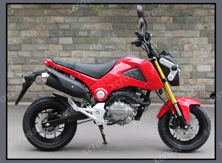 ordinary cheap sports bike #5: Chinese Cheap 110CC Motorcycles 110cc Sports Motorcycle MSX 110 Monkey bike  For Kids For Sale Monkey110