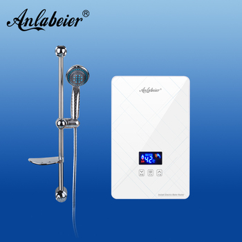 wall mounted instant tankless water heater electric shower water