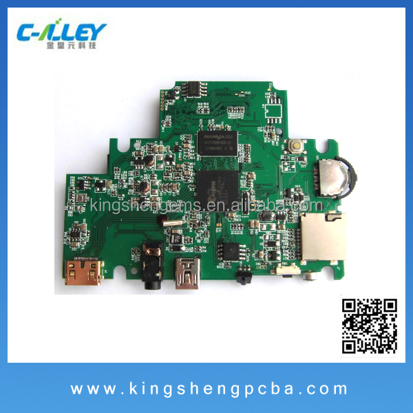 WIFI Circuit Board, PCBA Assembly for Electronic Audio Speaker