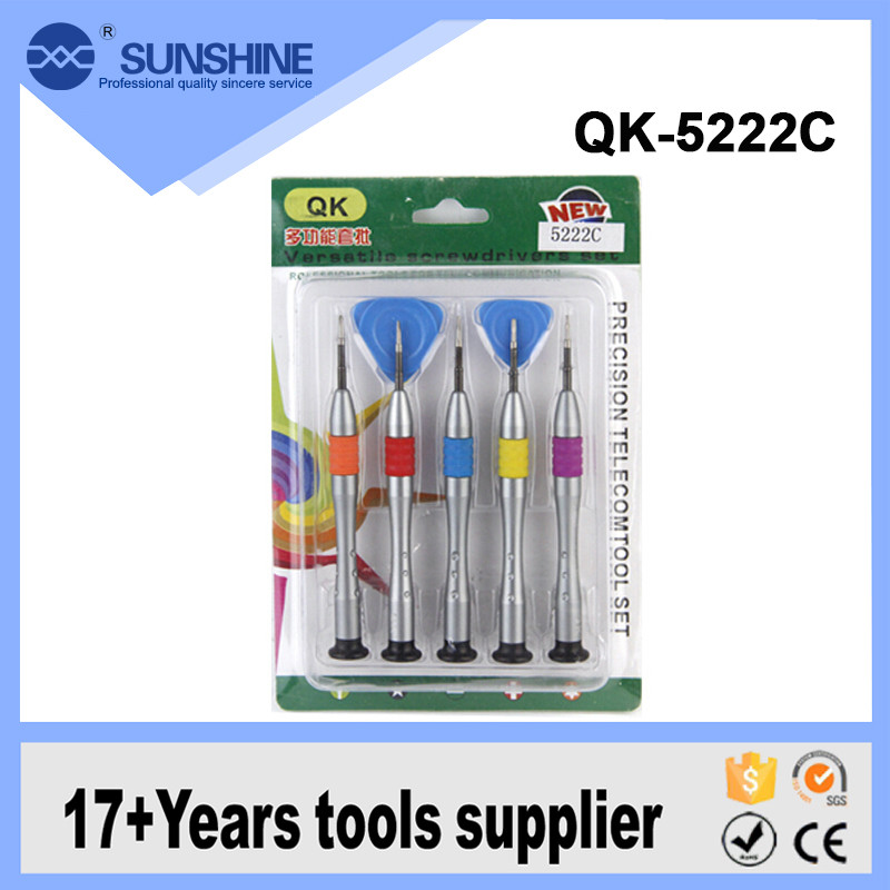 7 In 1 Tool Kit Complete All Necessary Screwdriver Bits And Repair ...