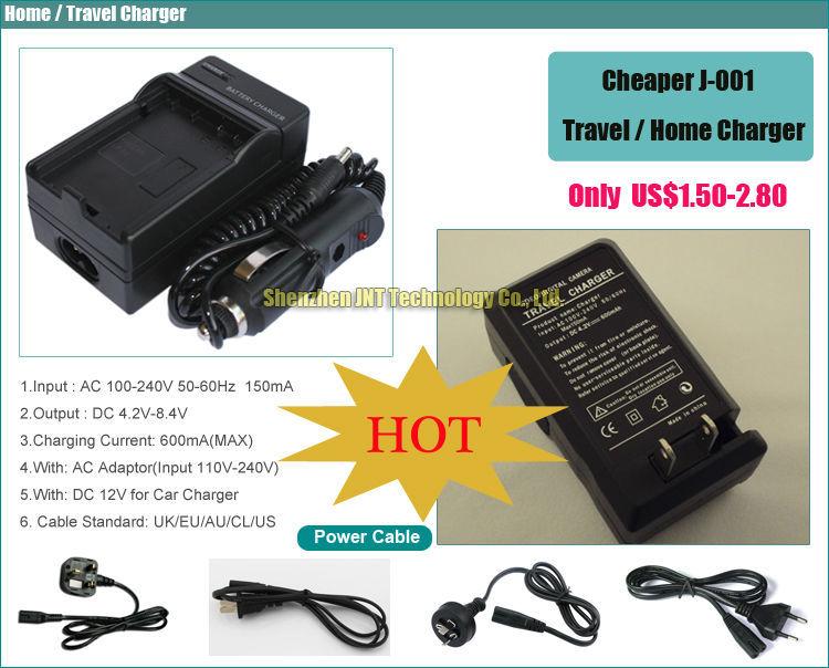 Hot Selling Battery For Panasonic Camera Cga-s007e Battery Pack ...