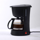 wholesale automatic 650 watts drip coffee tea maker glass jar