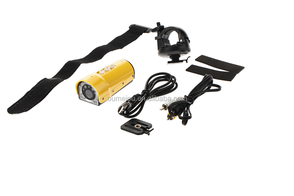 Rechargeable Mini Sports HD DV action camera