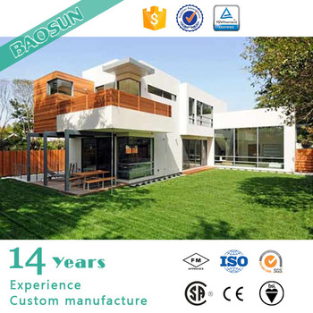 Spain prefabricated steel frame modular house with a - Steel framing espana ...