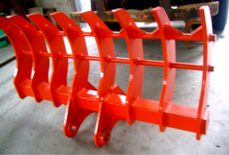 Suppliers China Products Excavator Rock Rakes For Sales