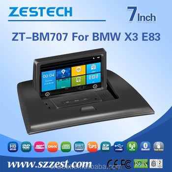Touch Screen Car Navigation For Bmw X3 E83 Accessories ...
