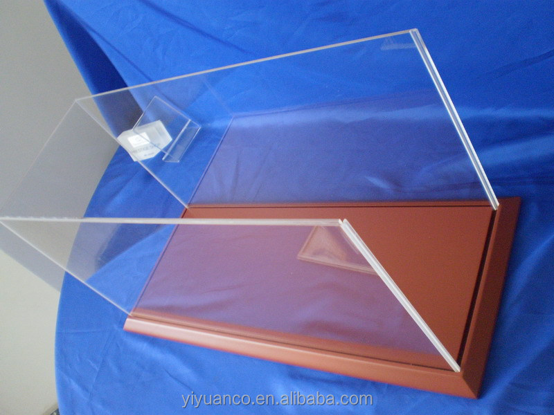 klar modellbahn acryl vitrinen mit holzsockel buy product on. Black Bedroom Furniture Sets. Home Design Ideas